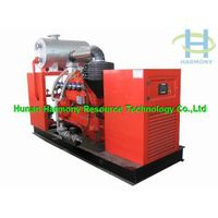 China Made 100KW Natural Gas Cogenerator / Biogas generator with CHP system