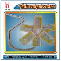 Boda Disposable Absorbable Plain Catgut Suture for Surgery ISO Certification Products Made by Sheep