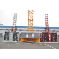 Mingwei Construction Self-Erecting Tower Crane Qtz63 (5610) with Max Load: 6t/Jib 56m