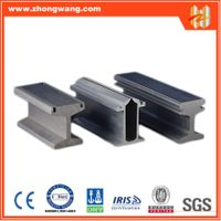 Aluminum extrusion Profiles for Subway Conductor Rail (ZW-TP-008) thumbnail image