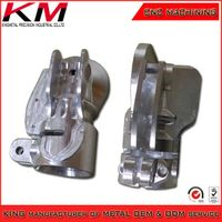 6063 precision machining parts with high tolerance