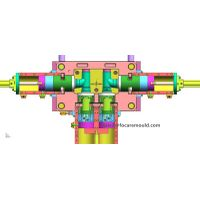 tee fitting mould, china pipe mould maker, piping mould factory thumbnail image