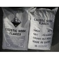 CAUSTIC SODA FLAKES NaOH 99%