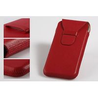 iPhone 4G leather case