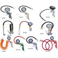 dial tire inflator/tire repair products/air inflation tools