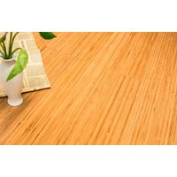 Natural and Carbonized side pressed Bamboo flooring