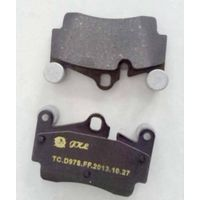 D978 disc brake pad for Porshe, VW, Q7  etc OE NO: 7L6 698 151 C