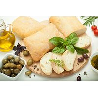Semi-finished Bakery Products (frozen bread, hot-dog, ciabatta, baguette, puff pastry, croissant, mu