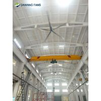 dawangfans domestic Ventilation Cooling ventilator no noise super blow engine fan thumbnail image