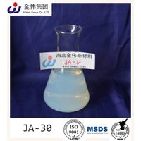 big particle size colloidal silica for papermaking