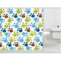 polyester shower curtain PH-011