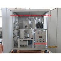 Ultra-High Voltage Insulating Oil Filtering Machine