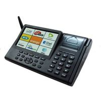 Mini POS--7inch  All In One GPRS Touch POS thumbnail image