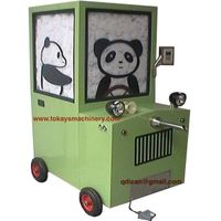DIY plush dolls filling machine stuffing machine