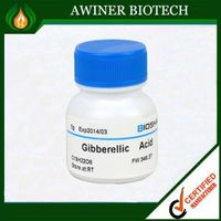 growth hormone for plant gibberellic acid