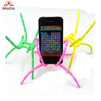 Universal Multi-Function Portable Spider Flexible Grip Holder for Smartphones and Tablets