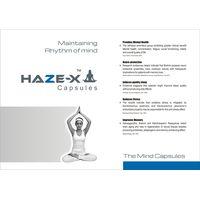 Cap.Haze- X - Maintaining Rhythm of Mind