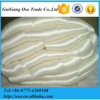 Chinese guangxi 100% raw silk yarn