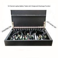 16 Channel Universal Laptop Battery Tester