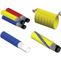 Industrial Rubber Hose for Compressed Air & Water Delivery