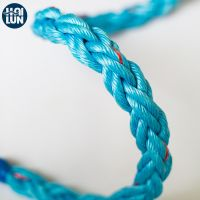 High Quality 3strand PP ROPE for Mooring
