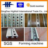 High Quality Solar Bracket Roll Forming Machine thumbnail image