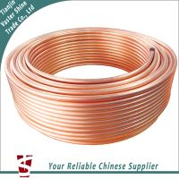 Air Condition Pancake Coil Copper Tube
