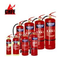 Dry Powder Fire Extingusher Fire Extinguisher (foot ring )
