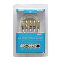 Wii Component AV Cable Metal(video games)