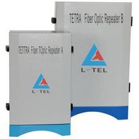 TETRA Fiber Optic Repeater One Donor Unit link with 4 Remote Units thumbnail image