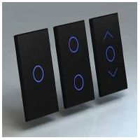 Z-wave Touch Panel Scene Controller
