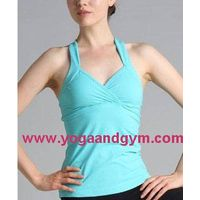 yoga top sports wear yoga wear fitness wear