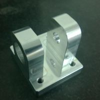 Aluminum Cnc Machined Part By Advanced Cnc Machines thumbnail image