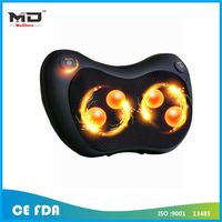 Cervical Vertebra Treatment Neck Shoulder Back Body Spa Massage Pillow Car Chair Shiatsu Mass