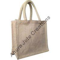 Jute shopping bag - Small