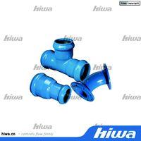 DI Fittings for PVC Pipe thumbnail image