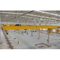 20 ton 50 ton Double Girder Overhead Bridge Crane Design thumbnail image
