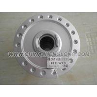 sliver aluminium alloy wheel hub
