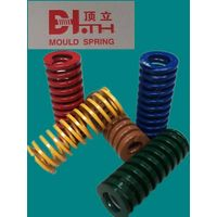 Standard Coil spring mold component and tools