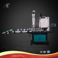Automatic round tin can sealing machine