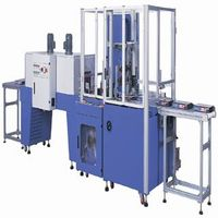 High speed side seal and shrink machine thumbnail image