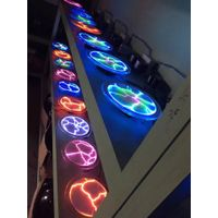 China gold supplier Popular electric plasma plate light with Sound Function thumbnail image