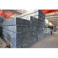 galvanized square pipe, galvanizing square pipe, zin coating square pipe, galvanized rectangular pip
