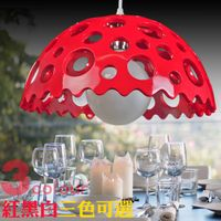 pendant lamp creative resin lamp living room modern brief individuality restaurant light