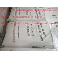 High purity titanium dioxide