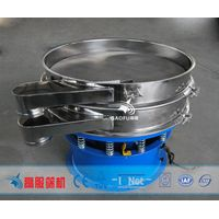 rotary vibration sieve for metal lead powder