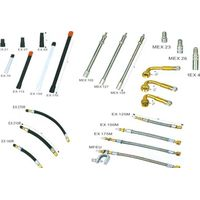 tire valve extension,tyre inflation tools,flexible extension,tire rubber extension
