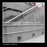 high anti-rust property Stainless steel Barrier