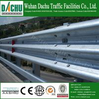 High Quality Thrie Beam Highway Guardrail