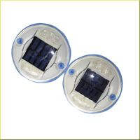 Factory price aluminum solar road stud